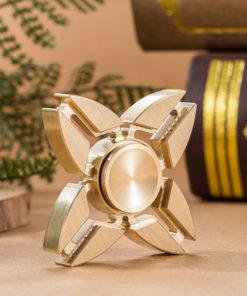 Hochwertiger Kupfer Fidget Spinner
