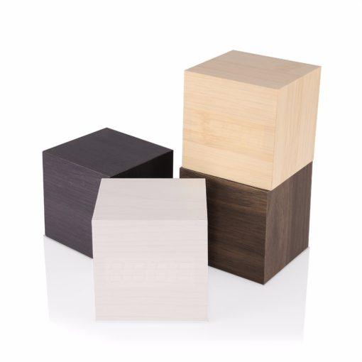 designer Wecker Holz