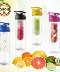 Fruchtinfusion Getränkeflasche