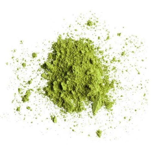 organisches matcha tee pulver
