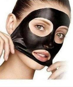 Schwarze Gesichtsmaske gegen Mitesser Schweiz
