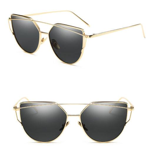 Katzenaugen Sonnenbrille