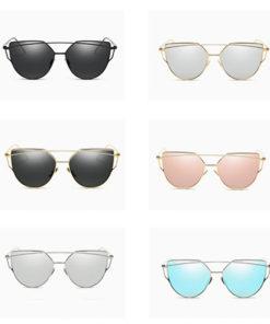 Katzenaugen Sonnenbrillen