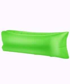Chillbag aufblasbarer Sitzsack hellgrün
