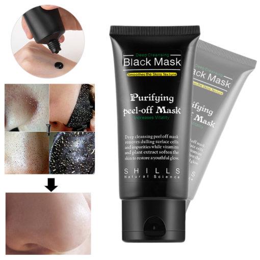 Schwarze Peeling Gesichtsmaske kaufen Schweiz