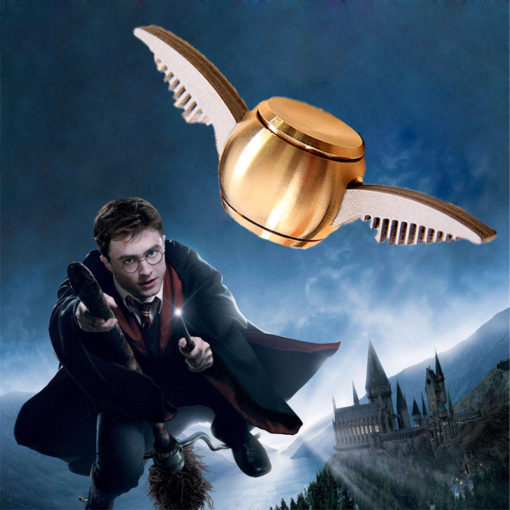 Harry Potter Schnatz Fidget Spinner