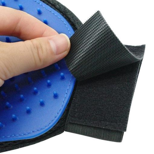 Fellpflege Handschuh Bürste