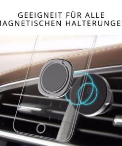 Magnetischer Smartphone Ring Ständer