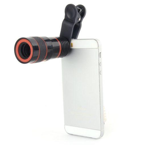 Obtisches Smartphone Kamera Objektiv 8fach Zoom