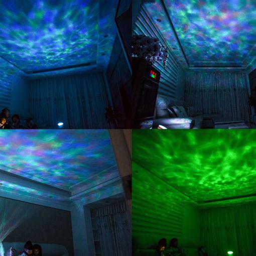 Ozean Wellen Effekt Lampe kaufen Schweiz