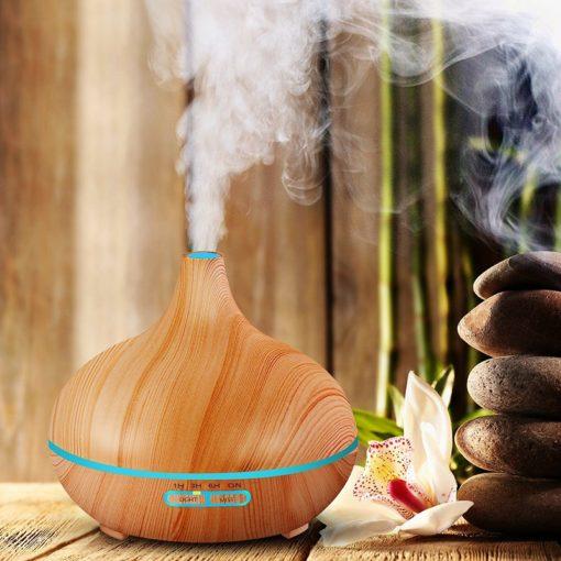 aromadiffuser und luftbefeuchter für ätherische Öle