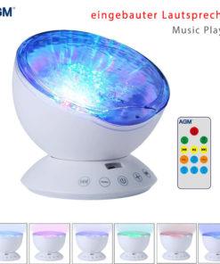 Ozean Projektor Lampe