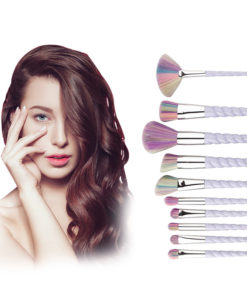 Einhorn Make-Up Pinsel Set