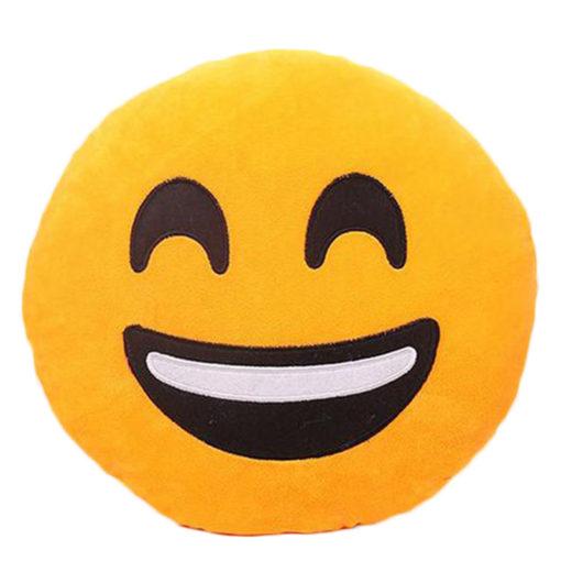 Emoji Kissen lol