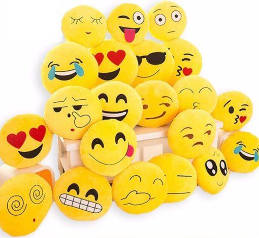 dabruchi.ch Emoji Kissen kaufen