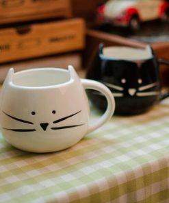 Katze Tasse mit Ohren kaufen Schweiz