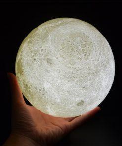 runde Mondlampe Nachtlicht Schweiz