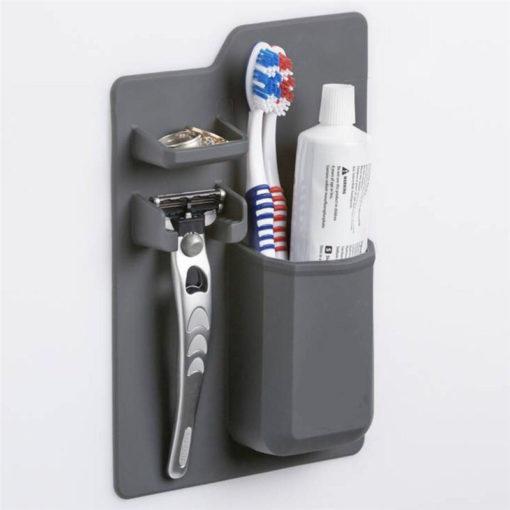 Zahnbürstenhalterung Dusche