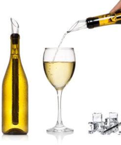 Edelstahl Kühlstab für Weine