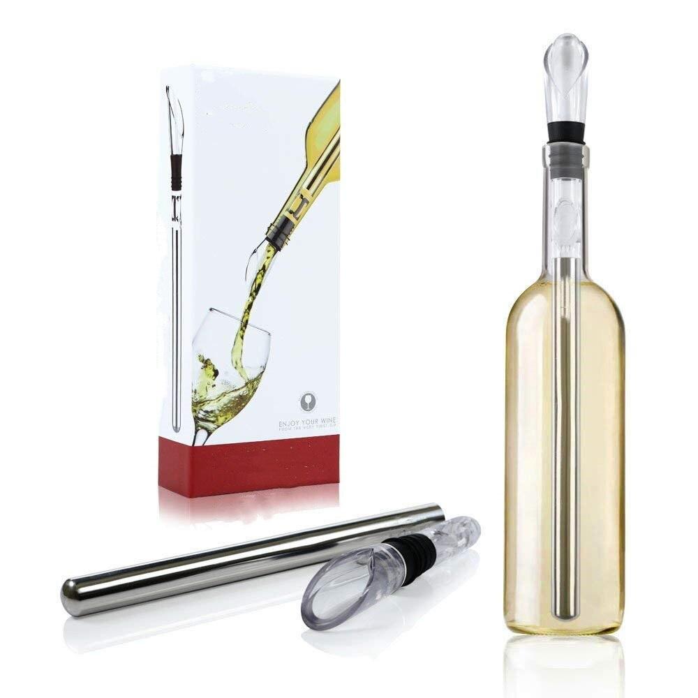 Wein Kühler Stab Ausgiesser Schweiz