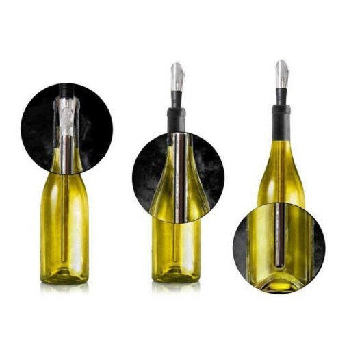 Wein Kühlstab mit Ausgiesser
