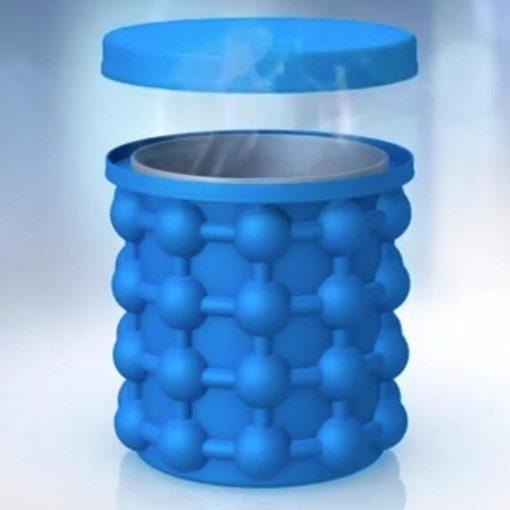 Silikon Eiswürfel Form