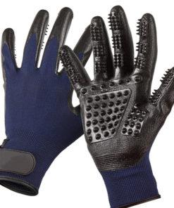 Handschuh zur Fell Enthaarung