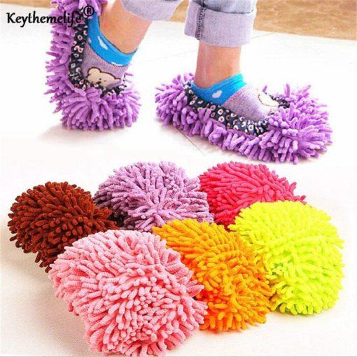 Mikrofaser Schuhe