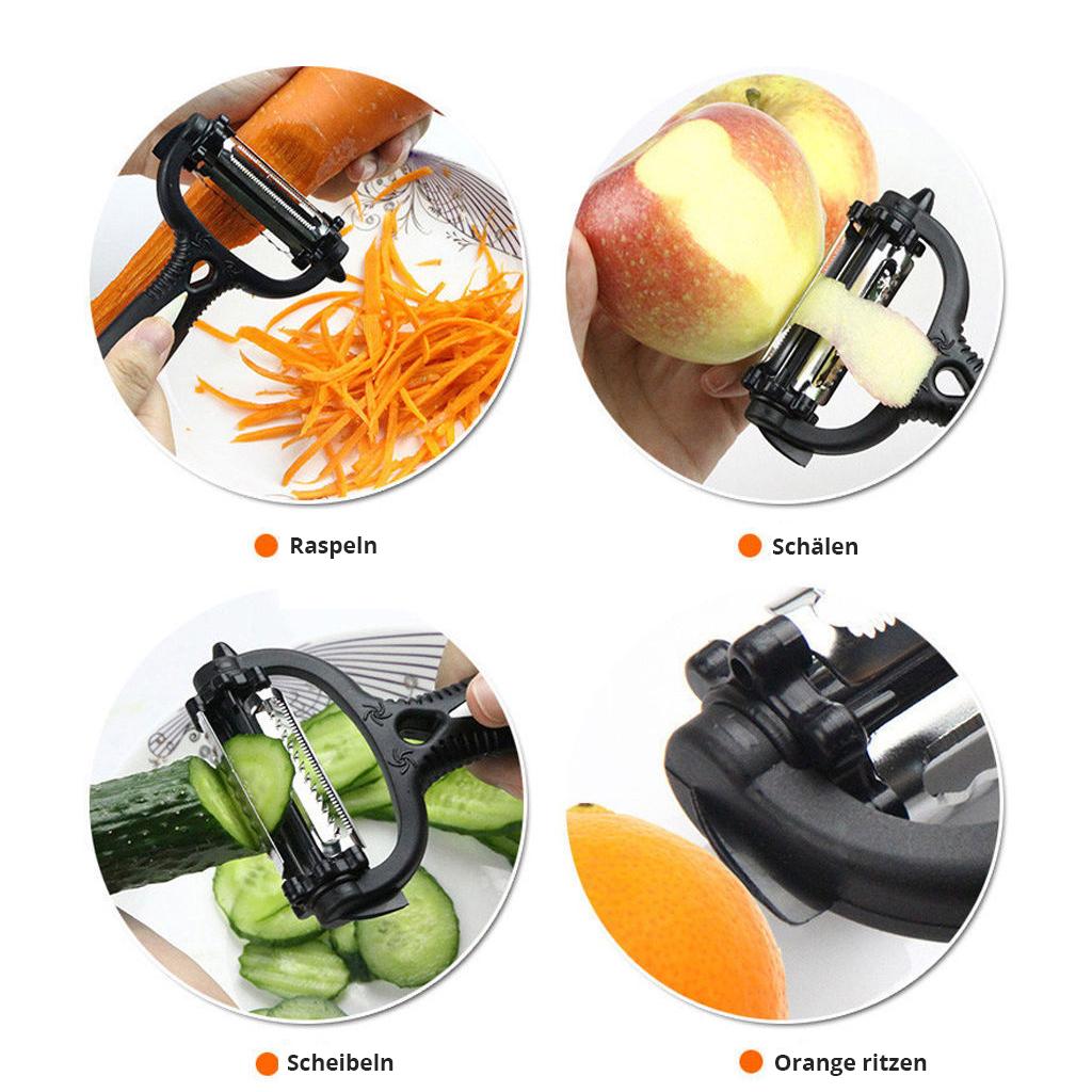 Gemüse Multifunktions Schäler