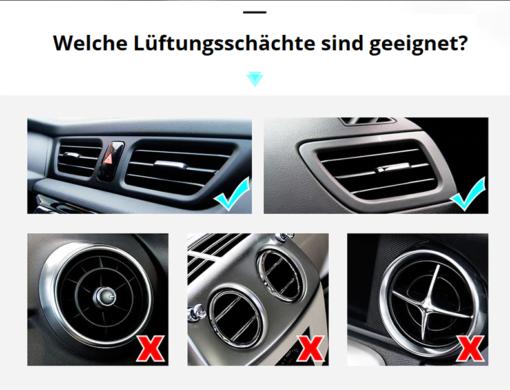 Auto Handyhalterung Belüftung Schweiz Günstig