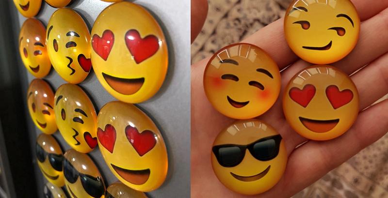 Emoji Magnete Set Schweiz