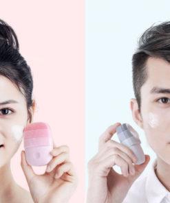 Elektrische Schall Gesichts Bürste