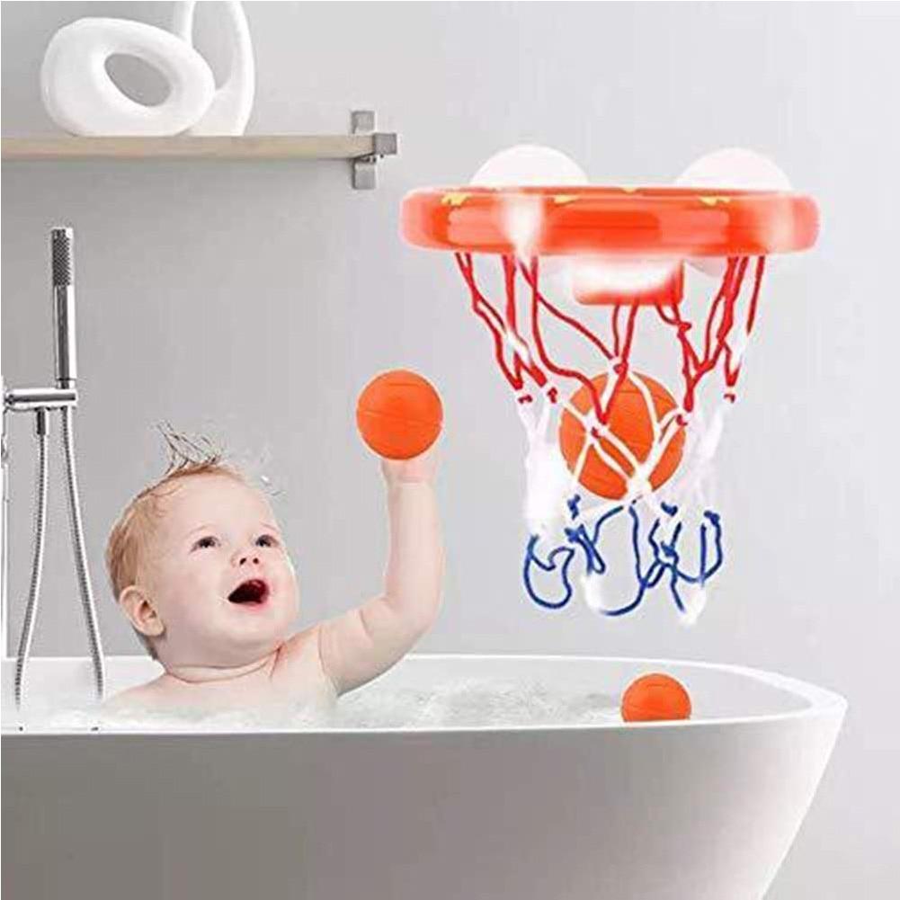 Kleiner WC Basketballkorb Badewanne