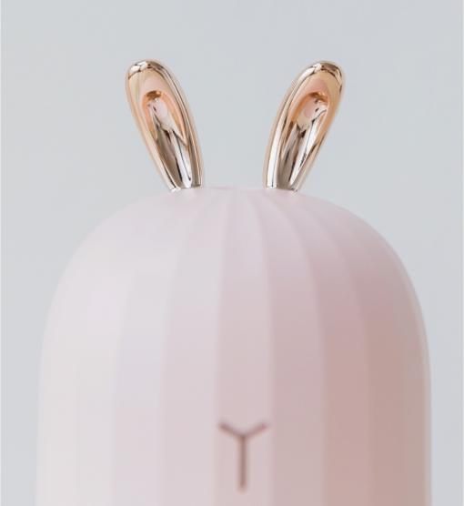 Kleiner Luftbefeuchter LED USB Test Schweiz