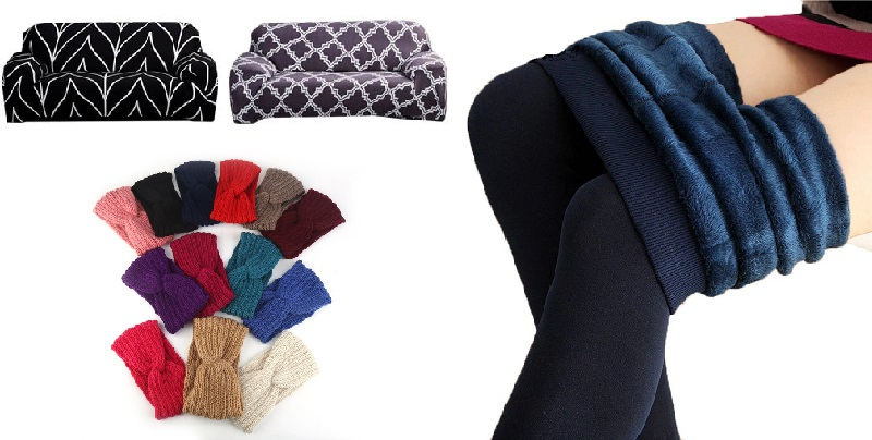 Winter Trendprodukte 2019 Fleece Thermos Leggings