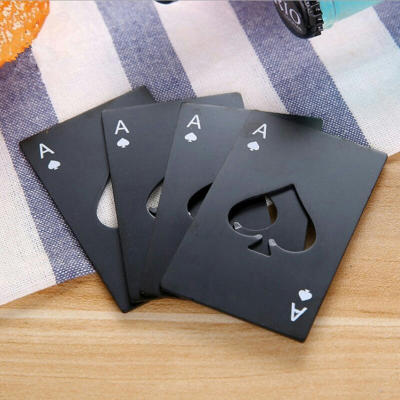 Pokerkarte Flaschenöffner Schweiz