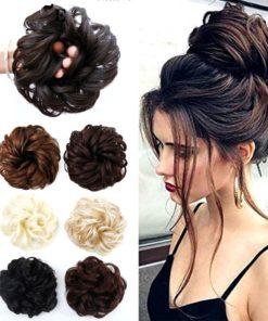 Haargummi aus Kunsthaar für Hochsteckfrisuren