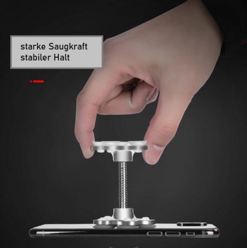 Saugnapf Handyhalterung Drehbar