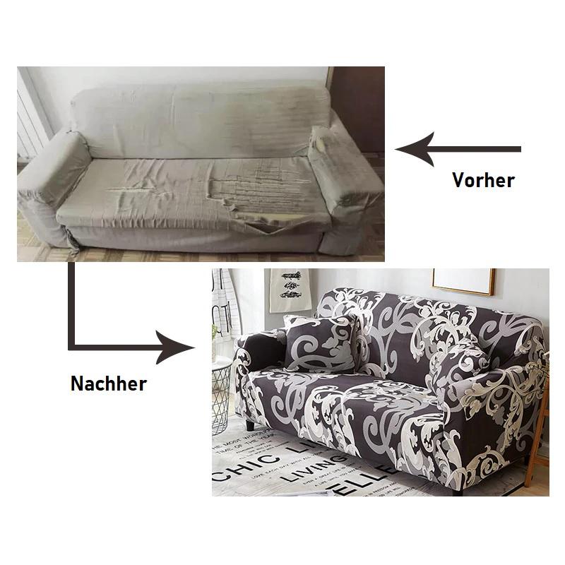 Stretch Sofaüberwurf Sofabezug Schweiz