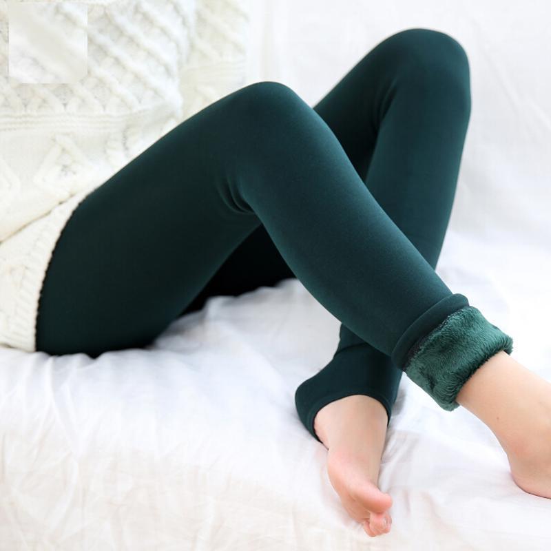 Warme Winter Leggings Fleece