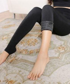 Warme Winter Leggings Fleece