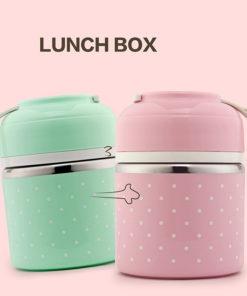 Lunchbox mit mehreren Stufen