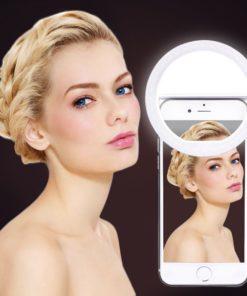 Selfie Ringlicht Handy Halterung Schweiz