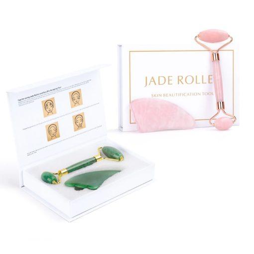 Jade Stein Massage Roller Schweiz