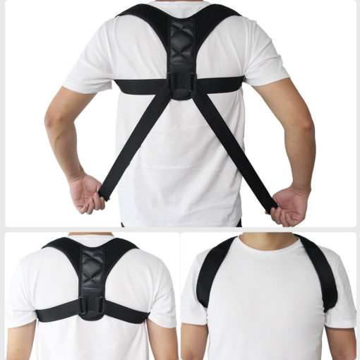 Geradehalter zur Haltungskorrektur: Rückenstütze