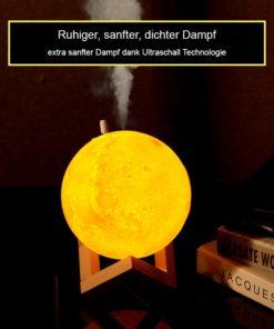 realistischer Mond Luftbefeuchter