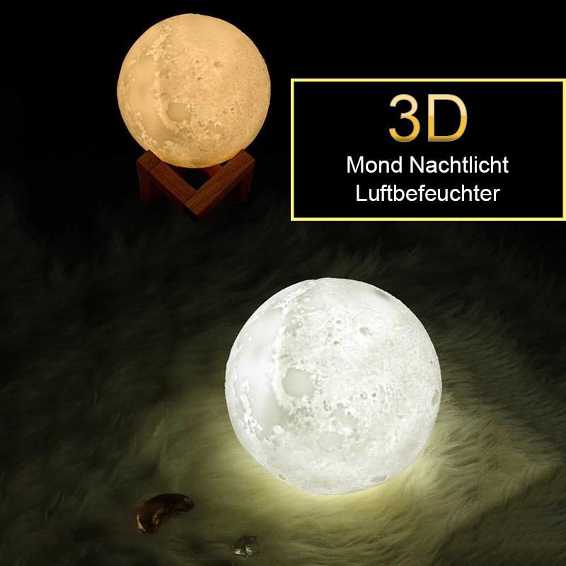 realistischer Mond Luftbefeuchter Schweiz
