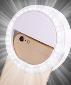 Selfie Ringlicht Handyhalterung