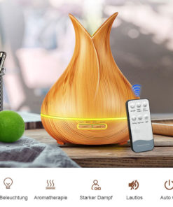 Aroma Diffuser, Verdampfer, Luftbefeuchter