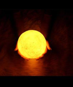 Mond Luftbefeuchter Nachtlicht Schweiz